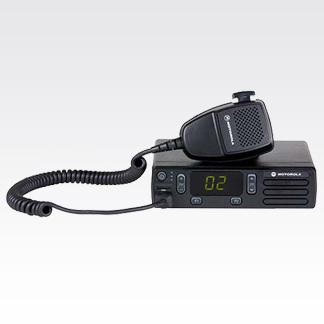 Motorola MOTOTRBO Radio Móvil DM300